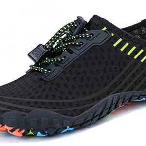 PENGCHENG Mens Womens Water Sports Shoes Quick-Dry