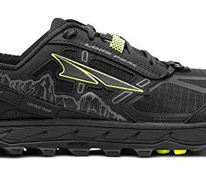 Altra Women's Lone Peak 4 Trail Running Shoe, Black - 11.5 M US
