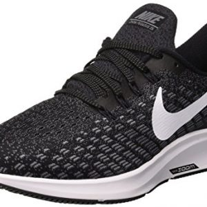 Nike Air Zoom Pegasus 35 Sz 8 Womens Running Black/White