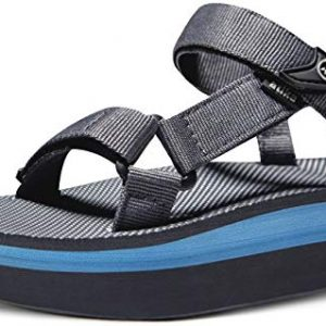 ATIKA Women's Islander Trail Outdoor Water Shoes Strap Sport Sandals