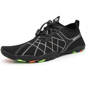 Crova Men Women Water Shoes Quick Dry Lightweight Barefoot