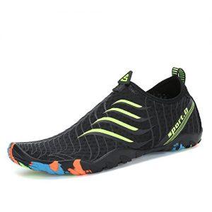 Mishansha Men Women Water Shoes Quick Dry Barefoot