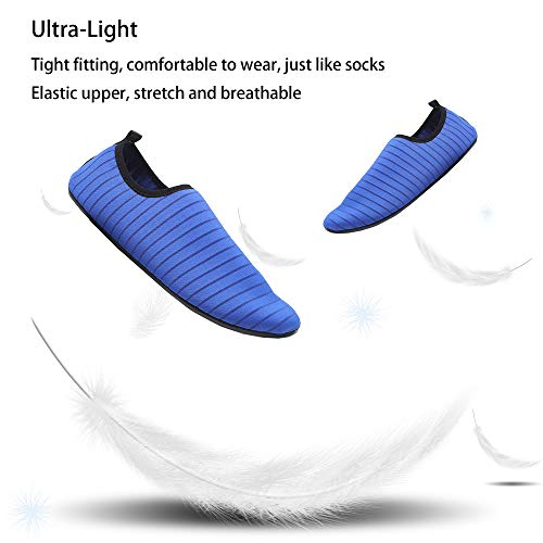 Water Sports Shoes Outdoor Beach Swimming Surf Quick-Dry Aqua Socks 1.SIZE CHART (American Standard Size):