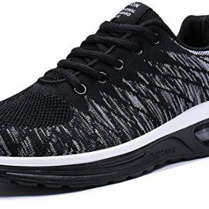 PENGCHENG Men Women Air Cushion Running Shoes Tennis Fitness Gym