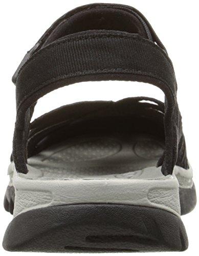 KEEN Women's Rose Sandal, Black/Neutral Gray KEEN Women's Rose Sandal, Black/Neutral Gray, 11 B - Medium.