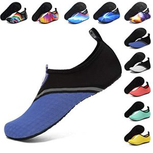 ANLUKE Water Shoes Barefoot Aqua Yoga Socks Quick-Dry Beach