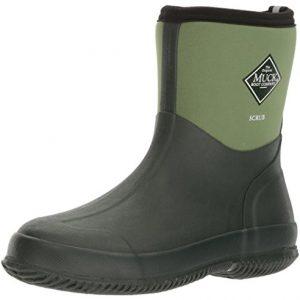 Muck Boot The Original MuckBoots Adult Scrub Boot,Garden Green