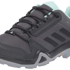 adidas outdoor Terrex AX3 Hiking Shoe - Women's Grey Five/Black