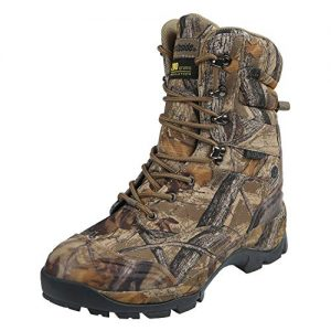 Northside Men's Crossite Hunting Boot, Tan Camo