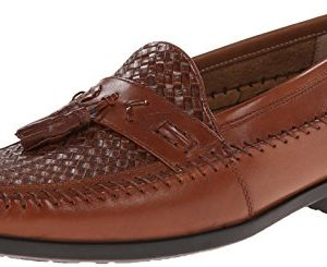 Nunn Bush Men's Strafford Woven Slip-On Loafer