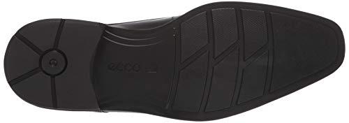 ECCO Men's Calcan Plain Toe Tie Oxford, Black ECCO Men's Calcan Plain Toe Tie Oxford, Black, 46 M EU (12-12.5 US).