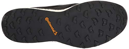 adidas Outdoor Terrex Agravic XT GTX Mens Trail Running Shoes adidas Outdoor Terrex Agravic XT GTX Mens Trail Running Shoes, (Black, Grey Five, & Hi-Res Red), Size 9.