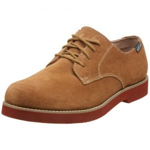 Eastland Men's Buck,Taupe Suede