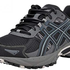 ASICS Men's Gel-Venture 5-M, Black/Onyx/Charcoal, 9 M US