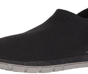 Speedo Men's Surf Knit Edge Water Shoes, Black/Grey