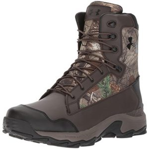Under Armour Men's Tanger Waterproof Ankle Boot, Realtree Ap-Xtra
