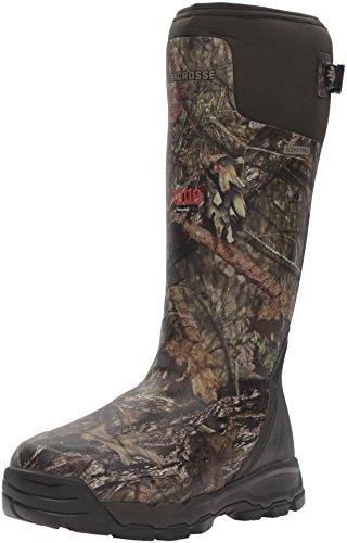 "LaCrosse Men's Alphaburly Pro 18"" 1000G Hunting Shoes, Mossy Oak Break Up Country, 11 M US"