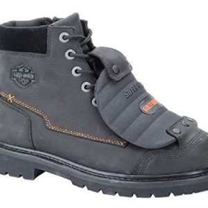 Harley-Davidson Men's Jake Steel Toe Safety Motorcycle Boot