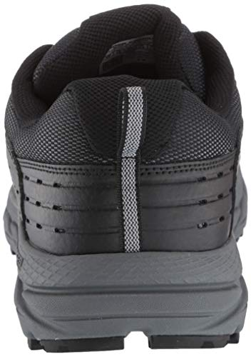 Under Armour Men's Charged Toccoa 2 Running Shoe Under Armour Men's Charged Toccoa 2 Running Shoe, Black (001)/Pitch Gray, 9.