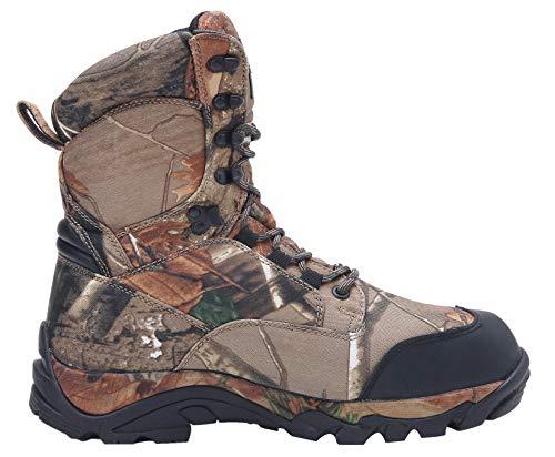 R RUNFUN Men's camo Waterproof Lightweight Hunting Boots R RUNFUN Men's camo Waterproof Lightweight Hunting Boots