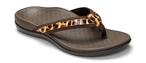 Vionic Womens Tide Ii Toe Post Sandal - Ladies Flip Flop -7122