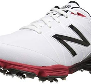 New Balance Men's Waterproof Spiked Comfort Golf Shoe