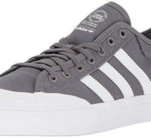 adidas Originals Men's Matchcourt Running Shoe, Grey Four/White/Gum