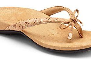 Vionic Women's Rest Bella II Toepost Sandal - Ladies Flip Flop
