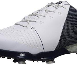 Under Armour Men's Spieth 2 Golf Shoe, White