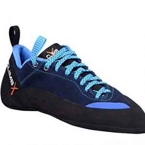 Climb X Crush Lace - Blue - 2019 Rock Climbing/Bouldering Shoe