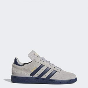 adidas Originals Men's Busenitz, Light Granite Collegiate Navy