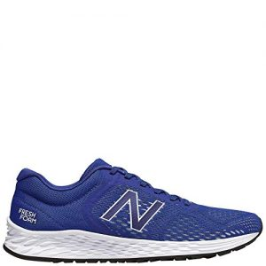 new balance Men's Arishi V2 Fresh Foam Running Shoe, Team Royal/White