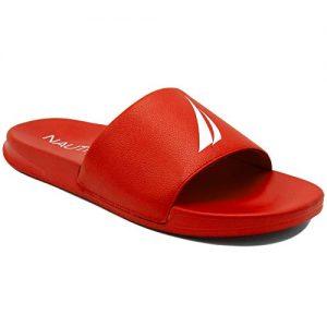 Nautica Men's Stono Athletic Slide Comfort Sandal
