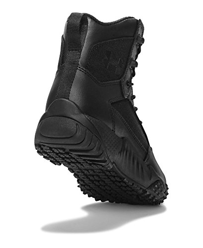 Under Armour Womens Stellar Military and Tactical Boot, Black Under Armour Womens Stellar Military and Tactical Boot, Black (001)/Black, 9.