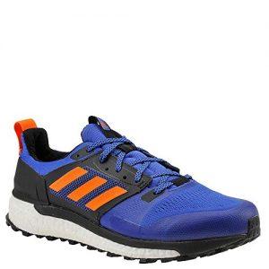 adidas outdoor Men's Supernova Trail Hi-Res Blue/Hi-Res