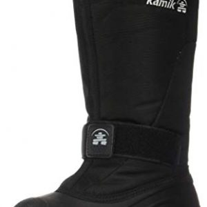 Kamik Men's Greenbay Cold Weather Boot,Black