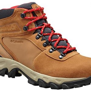 Columbia Men's Newton Ridge Plus II Suede Waterproof Boot Hiking