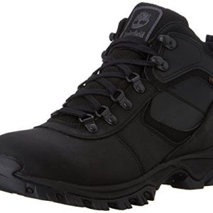 Timberland Men's Mt. Maddsen Hiker, Black