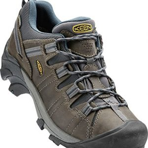 KEEN Men's Targhee II Hiking Shoe, Gargoyle/Midnight Navy