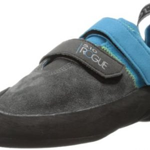 Five Ten Men's Rogue VCS Climbing Shoe,Neon Blue/Charcoal