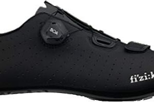 Fizik Tempo R5 Overcurve Cycling Shoe, Black