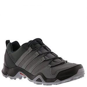 adidas outdoor Men's Terrex AX2R Carbon/Grey Four/Solar Slime 11 D US