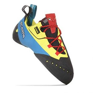 SCARPA Chimera Rock Shoe Climbing, Yellow