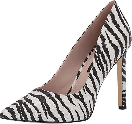 Nine West Women's Tatiana Pump White Multi