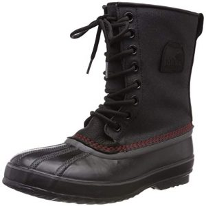 Sorel Men's Premium T CVS Snow Boot, Black