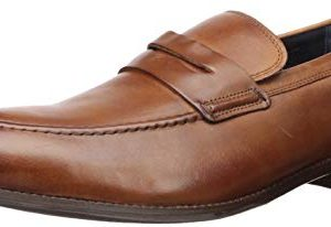 Cole Haan Men's Wagner Grand Penny Loafer, British tan, 12 M US