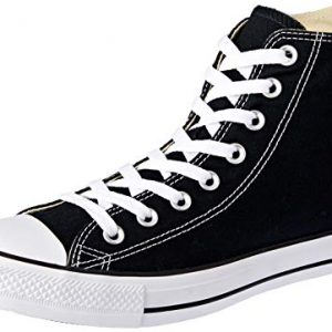 Converse Black M9160 - HI TOP, 6 Women/4 Men