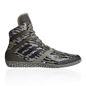 adidas Flying Impact Wrestling Shoe Green