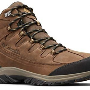 Columbia Men's Terrebonne II MID Outdry Hiking Boot, mud