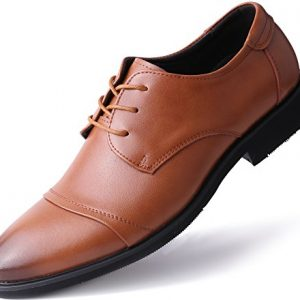 Marino Oxford Dress Shoes for Men - Formal Leather Mens Shoes